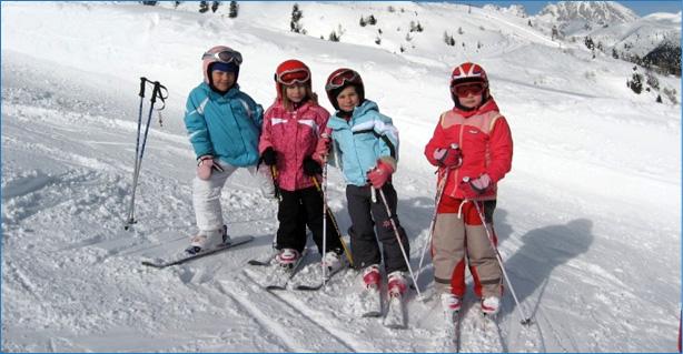 Kids Ski rentals
